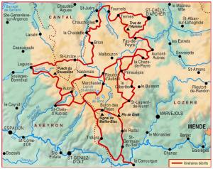 Tours des Monts d'Aubrac