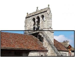 Eglise du Fau